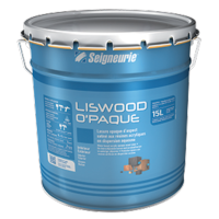 Lasure microporeuse 5 Litres LISWOOD O'PAQUE