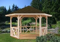Kiosque - Gloriette BETTY 9.9 m²