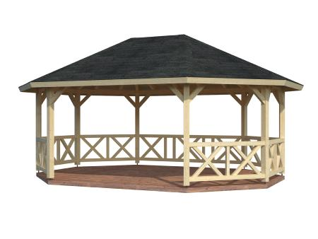 Kiosque - Gloriette BETTY 25 m²