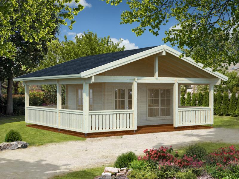 chalet agneta 18 8 28 8 m 70 mm. Black Bedroom Furniture Sets. Home Design Ideas