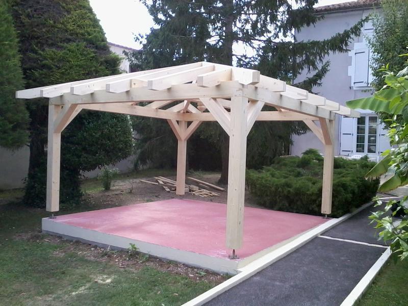 Construire Un Kiosque En Bois u2013 Cobtsa com # Construire Un Kiosque En Bois