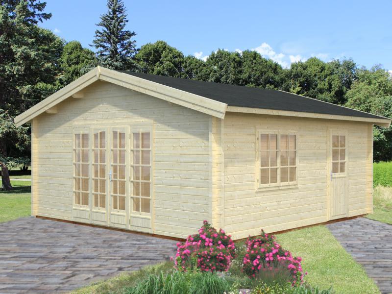 abris de jardin irene 27 7 m avec plancher. Black Bedroom Furniture Sets. Home Design Ideas